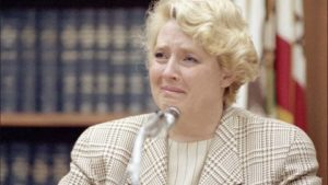Betty Broderick pendant son parcours