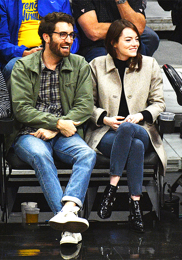 Dave McCary, Emma Stone