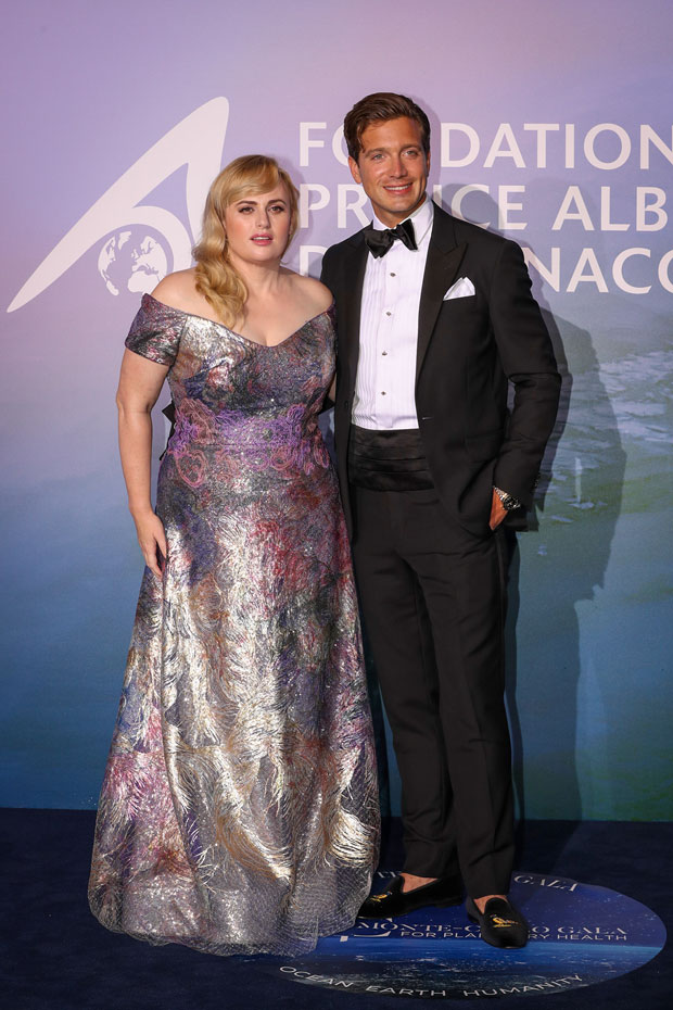 Rebel Wilson et Jacob Busch