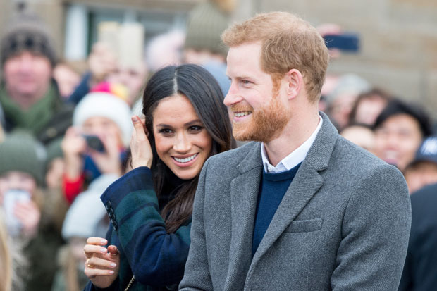 Meghan Markle, le prince Harry