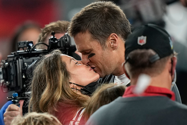 Gisele Bundchen, Tom Brady Super Bowl 2021