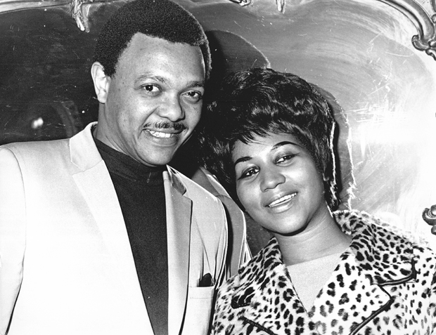 Ted White, Aretha Franklin