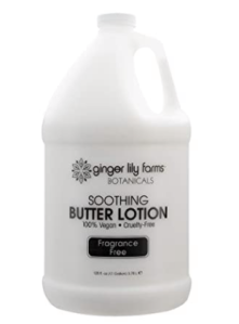 Lotion botanique Ginger Lily Farms