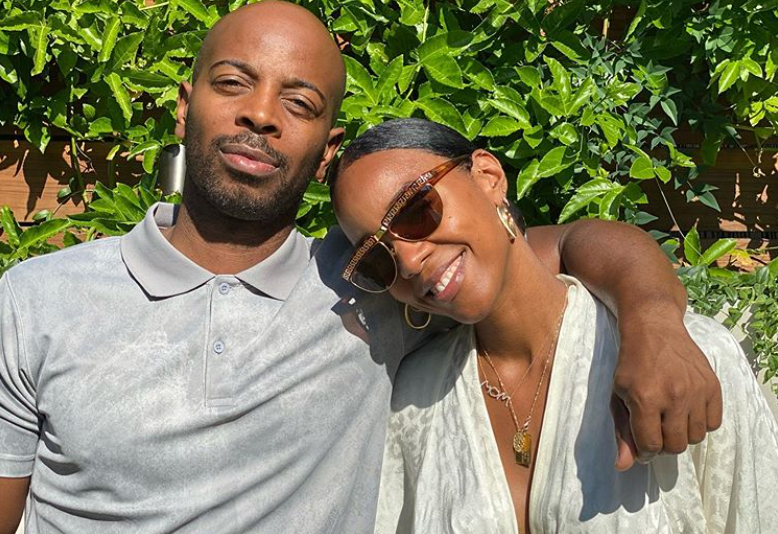 Tim Witherspoon et Kelly Rowland