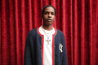 Ouverture d'Asap Rocky Gucci Wooster, New York, USA - 05 mai 2018